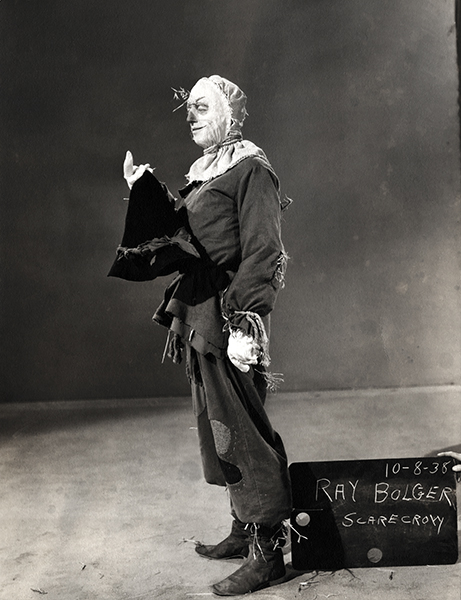 Ray Bolger Scarecrow Wizard of Oz