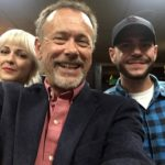 Susan Slaughter, Craig Owens and Steve Gonsalves at Dark Delicacies. (Bizarre Los Angeles)