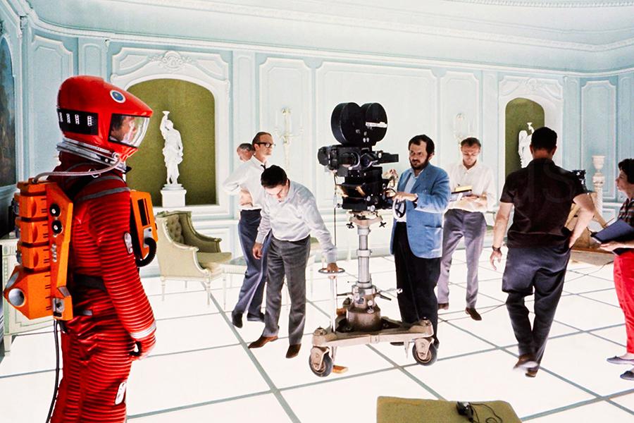 Stanley Kubrick 2001 Space Odyssey
