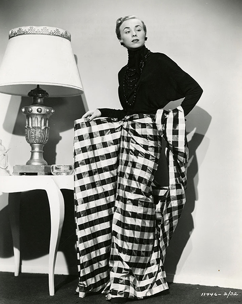 Gini Adams 1948 Designer's Model