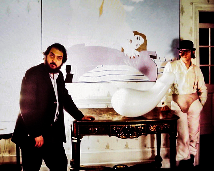 Stanley Kubrick A Clockwork Orange