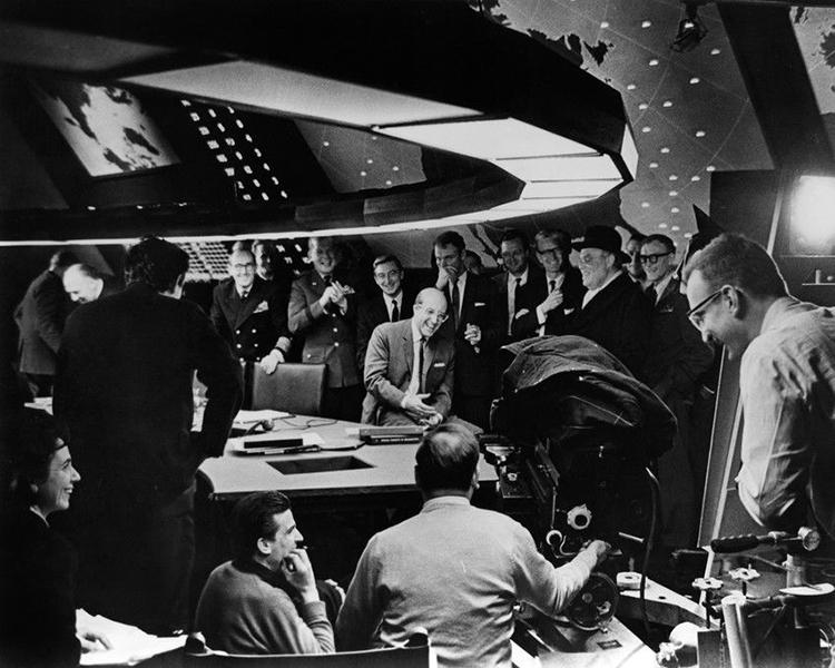 Stanley Kubrick Dr. Strangelove