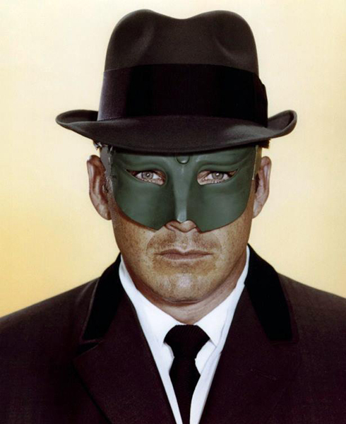 Van Williams Green Hornet