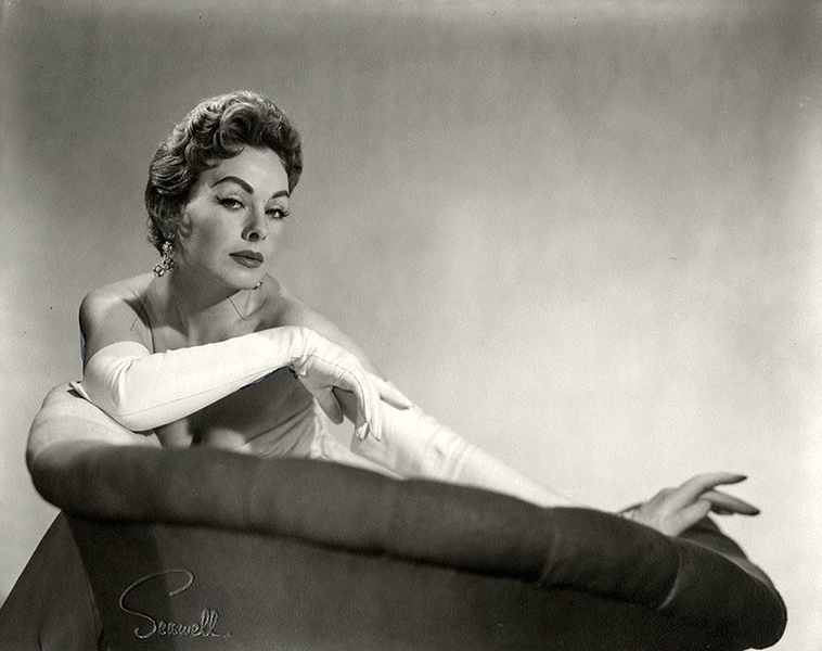 Jeanne Crain 1957