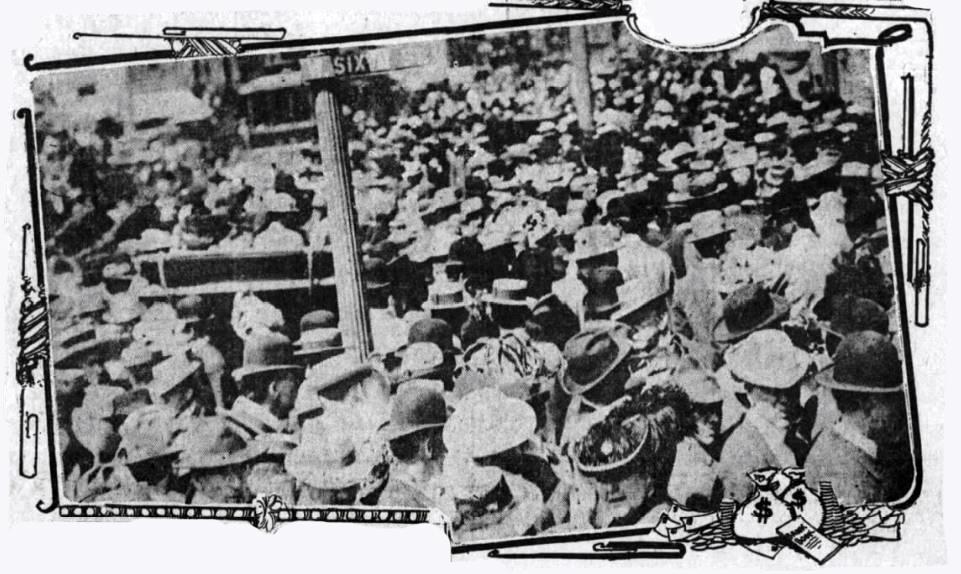 Bank Run 1910