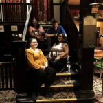 Craig Owens is ghost hunting with fans/friends at the Glen Tavern Inn over Labor Day weekend.
