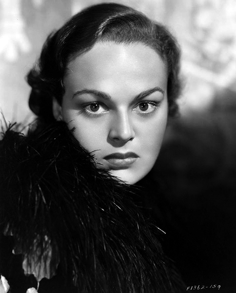 """""""I became an actress because I could not help myself. At school I had to take part in every class play, because I was the daughter of Cecil B. DeMille. I decided I would have to go through life doing the same thing - so why not get paid money for it?"""" -- Katherine DeMille (Bizarre Los Angeles)"""