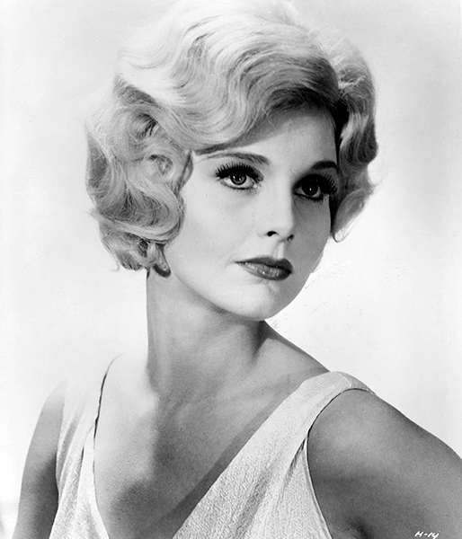 """I guess it just wasn't a very good film. I was so happy I was in England when it was released and missed all the fury. All I can remember about it was that I was always getting a cold."" -- Carol Lynley on Harlow (1965). Bizarre Los Angeles"