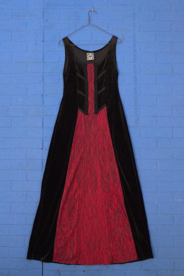 Victorian Gothic Steampunk Dress