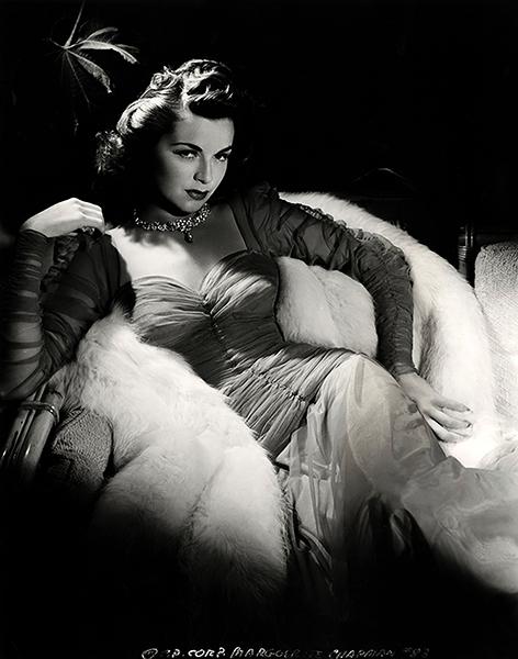 Marguerite Chapman (Bizarre Los Angeles)