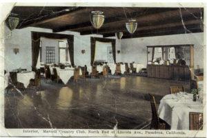 Marcell Inn Interior Altadena