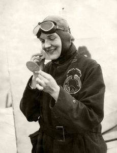 Maude Campbell - First Woman to Fly Commercially (Bizarre Los Angeles)