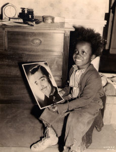 """""""Even the big stars had to chase around and audition; it seemed like a rat race to me, with no security."""" - Billy Thomas (Buckwheat)"""