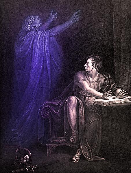 Hamlets Ghost