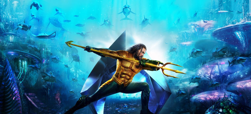 """I want to make Aquaman fans proud. A lot of the real Aquaman fans love him, and I love them for it. And some people don't like him — my job was to kind of come in and make this guy cool. I was worried that maybe they wouldn't like me. But they've responded really well."" -- Jason Mamoa"