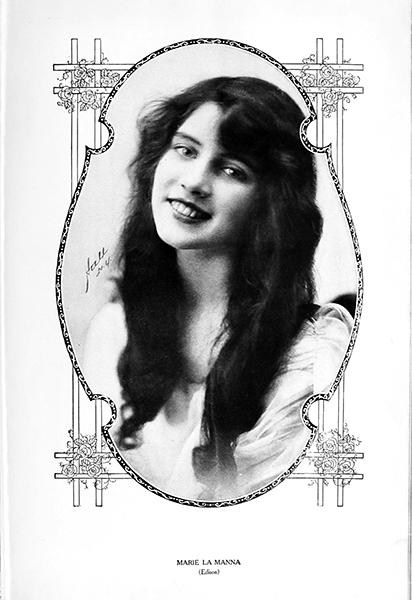 Marie LaManna (Bizarre Los Angeles)