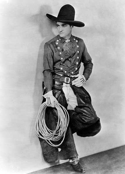 Tom Mix (Bizarre Los Angeles)