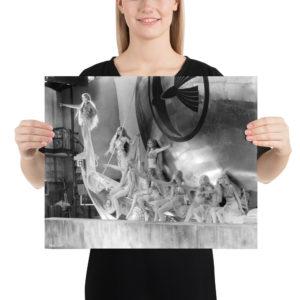 """The Broadway Melody"" Chorus Girls Poster"