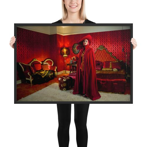Haunted by History Framed Photo Prints