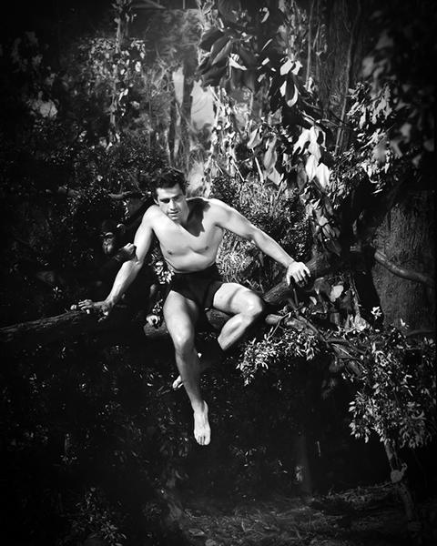 """No more grunts or 'Me Tarzan' talk."" -- Gordon Scott (Bizarre Los Angeles)"