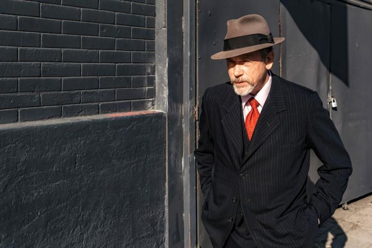 Craig Owens in downtown Los Angeles. (Bizarre Los Angeles)