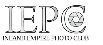 Inland Empire Photo Club