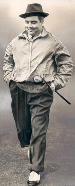 Mysterious John Montague (Bizarre Los Angeles)