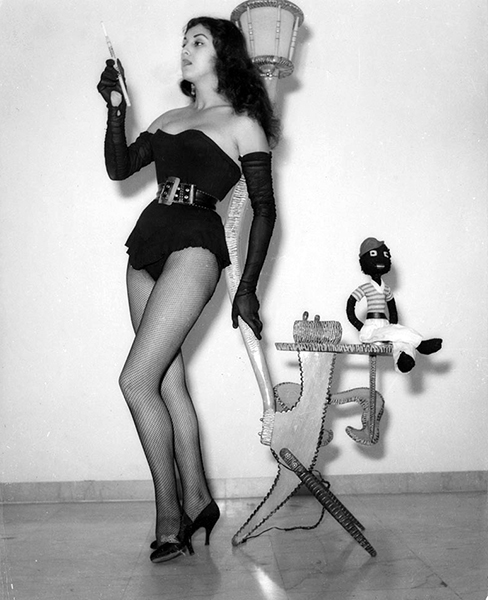 Maria Frau (Bizarre Los Angeles)