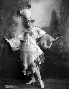 """""""Learning to dance in those days is nothing like it is now. Today young girls go to school and learn to dance before they think of going on the stage, but when I started, you went on the stage and learned to dance there."""" -- May Leslie (Bizarre Los Angeles)"""