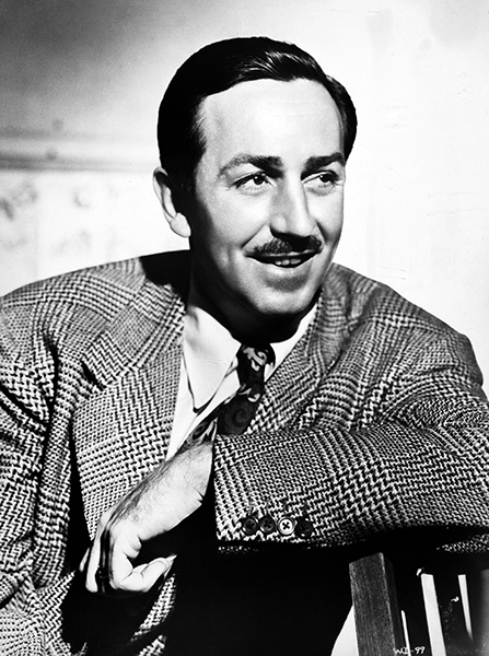 """All our dreams can come true, if we have the courage to pursue them."" -- Walt Disney (Bizarre Los Angeles)"
