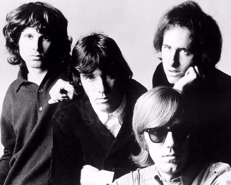 """We've all shattered ourselves a long time ago. That was what early rock was about - an attempt to shatter 2,000 years of culture. Now we're working on what happens after you've shattered."" -- Ray Manzarek of The Doors (Bizarre Los Angeles)"