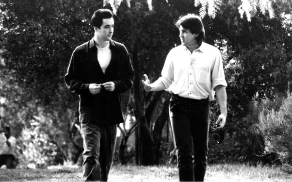 """""""I didn't want to do it at first. Then I started talking to Cameron, and I said, 'Well, I can do it, but we want to work on the character.' So we worked on the character together."""" -- John Cusack (Bizarre Los Angeles)"""