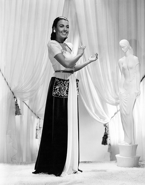 """My life has been about surviving. Along the way I became an artist. Music became first my refuge, and then – my salvation."" — Lena Horne (Bizarre Los Angeles)"
