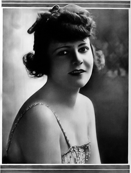 Mary Thurman (Bizarre Los Angeles)