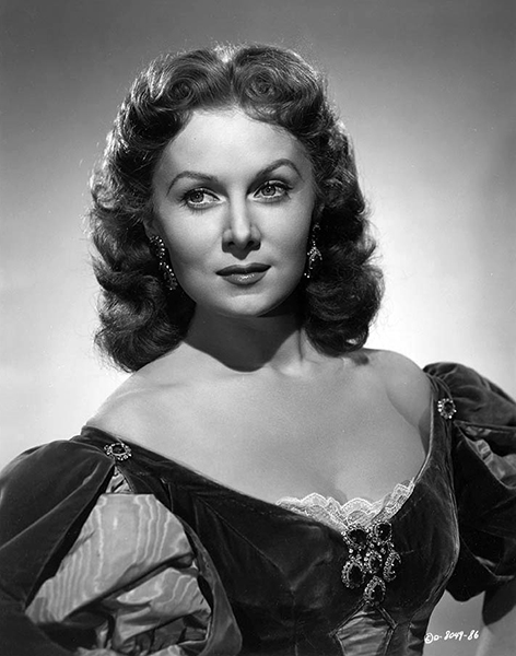 """I had a need to make contact with people. It was really a very loney life all those years in the business."" -- Rhonda Fleming (Bizarre Los Angeles)"
