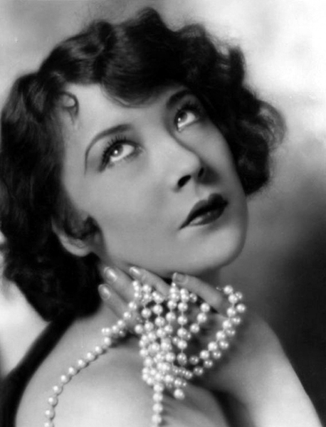 """Even in silent pictures, however, I spoke very little English. The directors always asked that I speak French because of the little shrug of the shoulders and other mannerisms which established my nationality. Funny, when I think of it, I couldn't speak English very well until after I had been here for several months."" – Yola D'Avril in Hollywood. (Bizarre Los Angeles)"