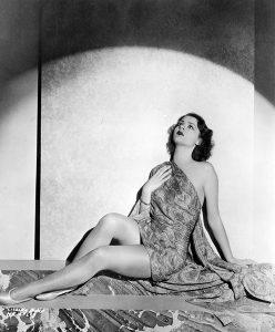 Lilian Bond in 1938 (Bizarre Los Angeles)