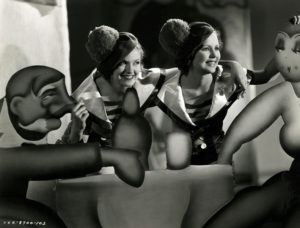 "Chorus Girls in ""Moulin Rouge"" (1933)"