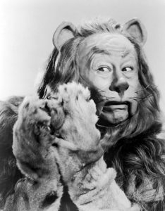 """After The Wizard of Oz, I was typecast as a lion, and there aren't all that many parts for lions."" -- Bert Lahr (Bizarre Los Angeles)"