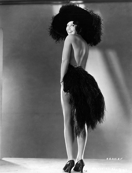 "Chorus Girl from ""Hips. Hips. Hooray"" (1934)"