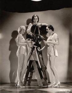 MGM Chorus Girls, circa 1930s (Bizarre Los Angeles)