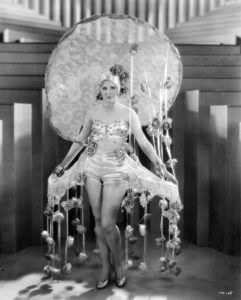 "Peggy Larson from the film ""Paris"" (1929). Bizarre Los Angeles"