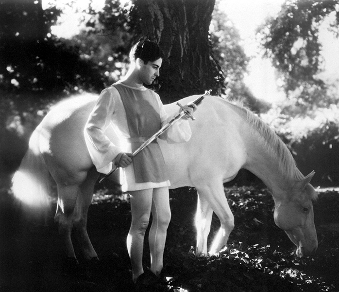 Ramon Novarro (Bizarre Los Angeles)