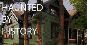 Haunted by History The Historic Harris House