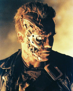 Arnold Schwarzenegger Terminator 2 (Bizarre Los Angeles)