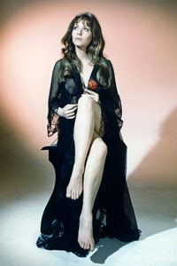 """I hope I am not making it in this business on my sexy looks. I really don't think it's that important. But evidently the masses are looking for sex in every picture. And if they want it, I think they should have it. Cinema is meant to entertain."" -- Ingrid Pitt (Bizarre Los Angeles)"