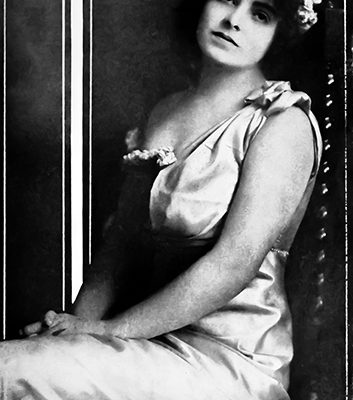 Dorothy Davenport (Bizarre Los Angeles)