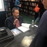 Craig Owens and Steve Gonsalves at a book signing for HAUNTED BY HISTORY (Bizarre Los Angeles)