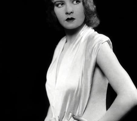 Ziegfeld beauty Joan Burgess (Bizarre Los Angeles)